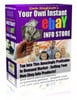 Thumbnail Your Own Instant Ebay Store with PLR
