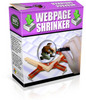 Thumbnail Webpage Shrinker With Resale Rights