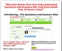 Thumbnail Yahoo Ask It Clone + Resale Rights