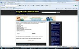 Thumbnail Google Pagerank Backlinks Domaain Value Script