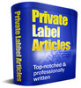 Parachuting Private Label Articles