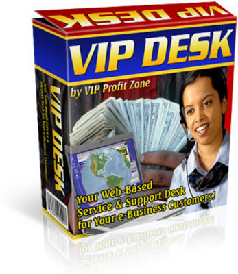 Product picture VIP Desk Script - Recommended to All Websites