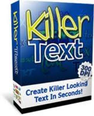 Product picture Premium Killer Text package MRR