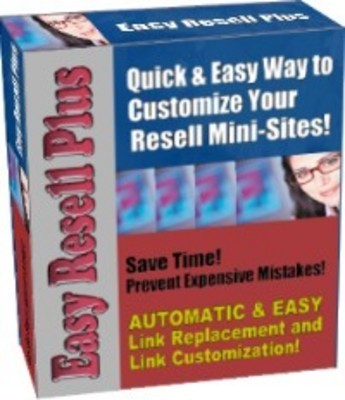 Product picture Easy Resell Plus with mrr