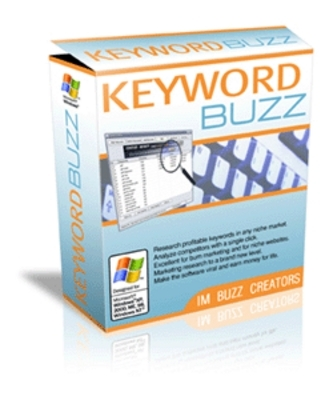 Product picture Keyword Buzz MRR.