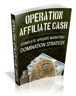 Product picture new* Operation Affiliate Cash Business In A Box with MRR