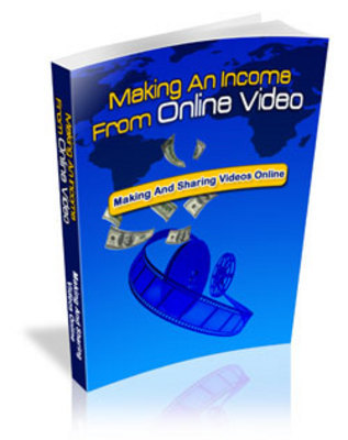 Product picture new* Making An Income From Online Video Report with MRR
