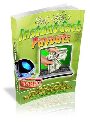 Product picture new* Instant Cash Payout with MRR
