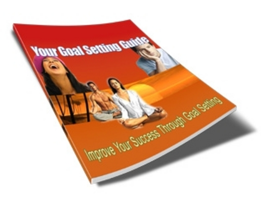 Product picture A GUIDE TO GOAL SETTING AFFIRMATIONS FOR EFFECTIVE GOAL SETT