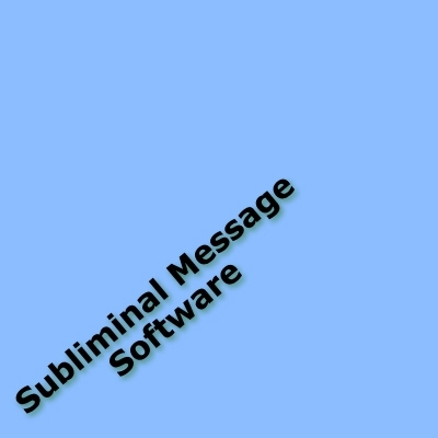 Product picture Subliminal Message Software