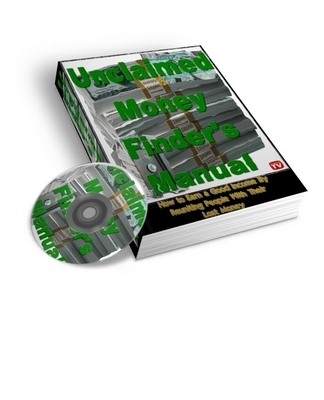 Product picture Money Finders Guide with Private Label Rights