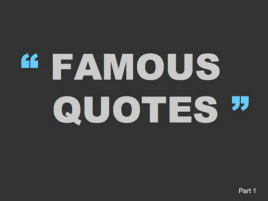 Product picture famous quotes Database for sale