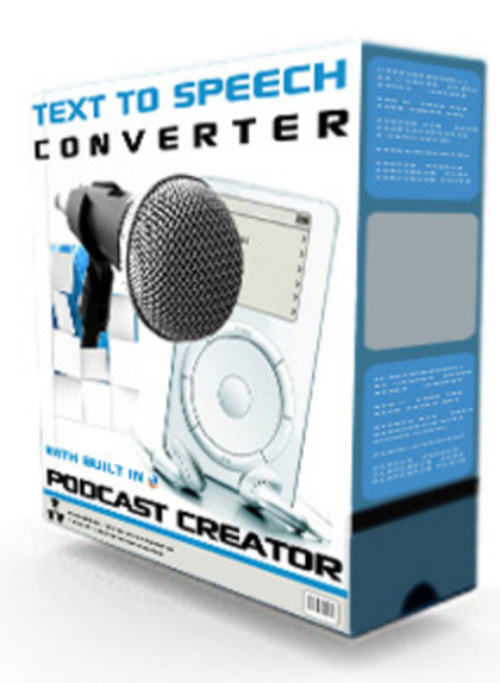 Product picture Text To Speech Converter - Convert Any Text File To Audio