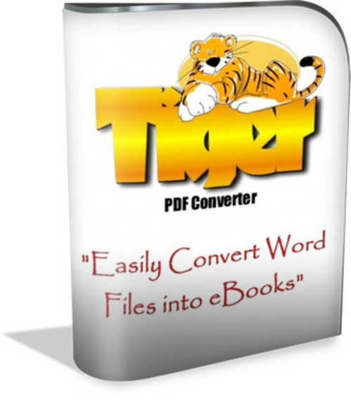 Product picture Tiger PDF Converter